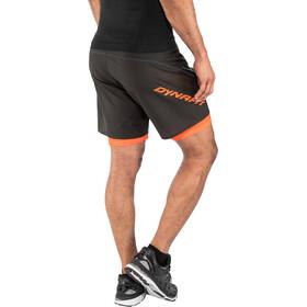 Dynafit Alpine Pro Spodenki do biegania Mężczyźni szary/pomarańczowy